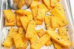 Bastoncini di polenta al forno